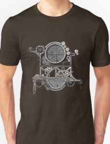 Daily Grind Machine Unisex T-Shirt