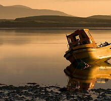 Clew Bay Morning by Doug Butcher