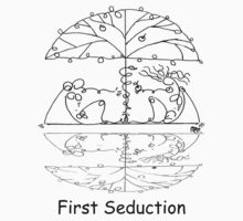 First Seduction -T Shirt by mago
