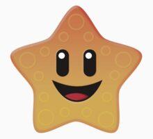 Bubble Heroes - Starfish Kids Tee