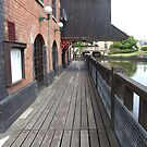 Wigan Pier by John Morris