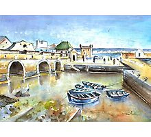 Essaouira Harbour 02 Photographic Print