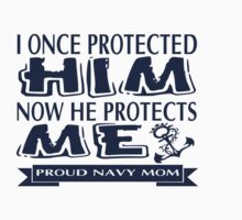 Proud Military Parent Navy Mom by sophiafashion