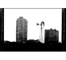In the City? Photographic Print