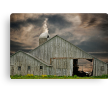 Country With Character Canvas Print