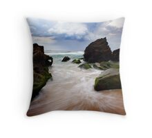 Stormy Weather Throw Pillow