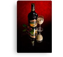 Irish Cream Canvas Print