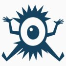 Eye Ball Cyclops Creature by Zehda