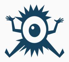 Eye Ball Cyclops Creature by Zehda