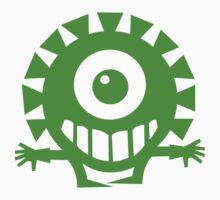 Green Cyclops  by Zehda