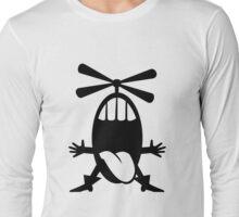 Head Spinner Long Sleeve T-Shirt