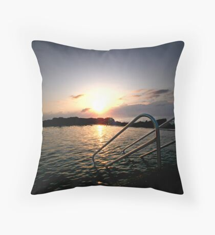 Rockpool... Throw Pillow
