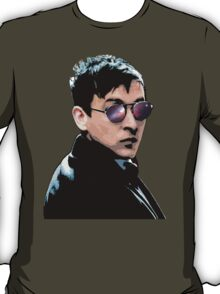 Hipster Oswald (Coloured|White) T-Shirt