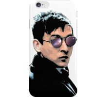 Hipster Oswald (Coloured|White) iPhone Case/Skin
