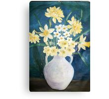 Evelyn's Daffodils Canvas Print