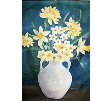 Evelyn's Daffodils Photographic Print