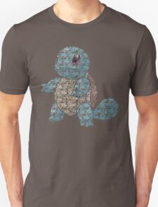 Squirtle Typography T-Shirt