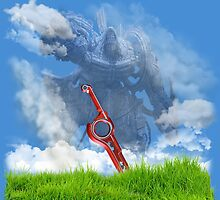 Xenoblade Chronicles cover by Gohito