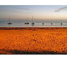 Eastern Beach Photographic Print