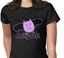 Batty-Bat (2nd variant) Womens Fitted T-Shirt