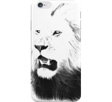 Lion Portrait  Lions of the Masai Mara iPhone Case/Skin