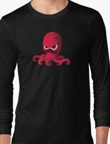 "Bubble Heroes - Boris the Octopus ""Solo"" Edition Long Sleeve T-Shirt"