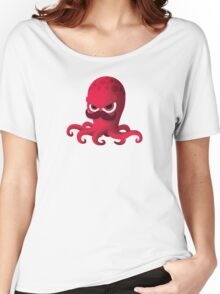 """Bubble Heroes - Boris the Octopus """"Solo"""" Edition Women's Relaxed Fit T-Shirt"""