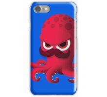 "Bubble Heroes - Boris the Octopus ""Solo"" Edition iPhone Case/Skin"