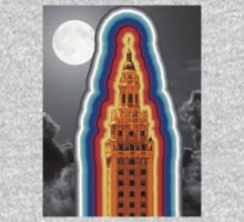 Miami Freedom Tower Cuban Liberty Downtown Brickell Kids Clothes