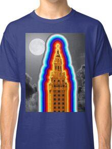 Miami Freedom Tower Cuban Liberty Downtown Brickell Classic T-Shirt