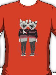 Siamese Twins T-Shirt
