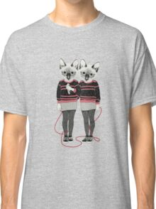 Siamese Twins Classic T-Shirt