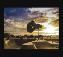 Skateboarder Jump T-Shirt