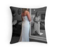 Ready room Throw Pillow