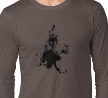 Gasmask - Black On Black T-Shirt