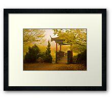 Bridge No 3 Framed Print