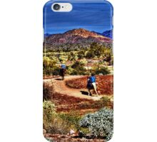 Along the Sonoran Trail iPhone Case/Skin
