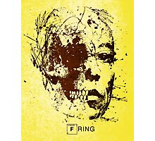 BREAKING BAD: GUS FRING Photographic Print