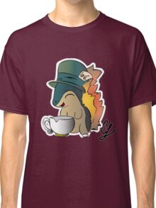 Tea Time Cyndaquil Classic T-Shirt
