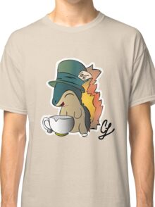 Tea Time Cyndaquil Classic T-Shirt