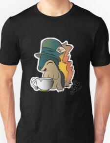 Tea Time Cyndaquil Unisex T-Shirt
