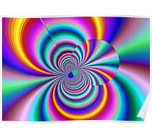 Rainbow generator Poster