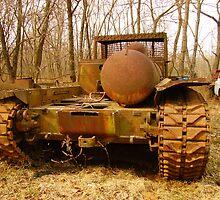 Bulltanker by John Pollard