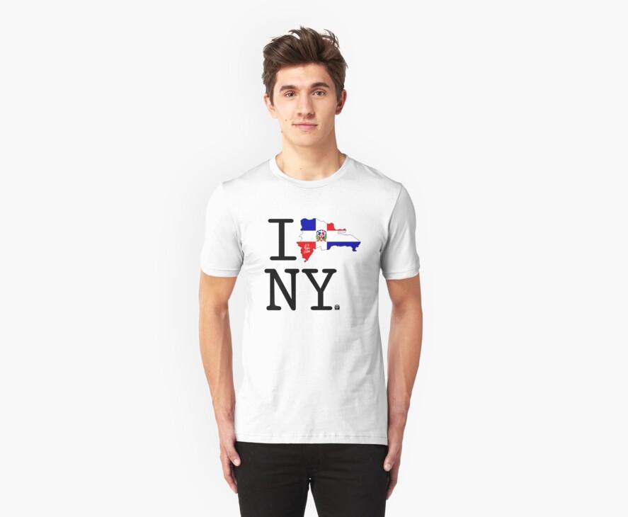I LUV DR/NY by BDawg