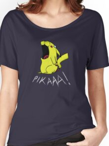 Pikaaa! Women's Relaxed Fit T-Shirt