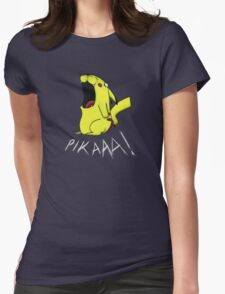 Pikaaa! Womens Fitted T-Shirt