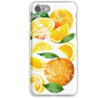 Bitter Oranges from Amalfi iPhone Case/Skin