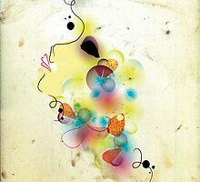 she is like a rainbow by Rui Lourenço