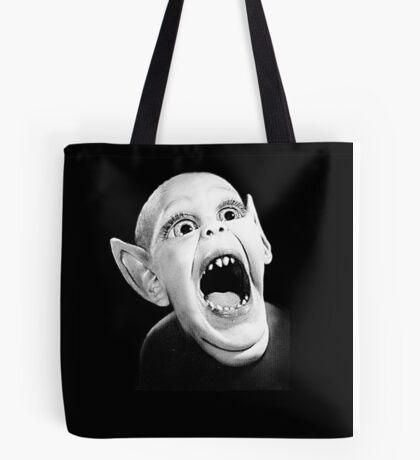 Batboy T-Shirt Tote Bag