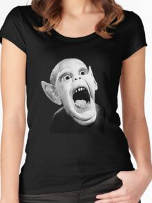 Batboy T-Shirt Women's Fitted Scoop T-Shirt